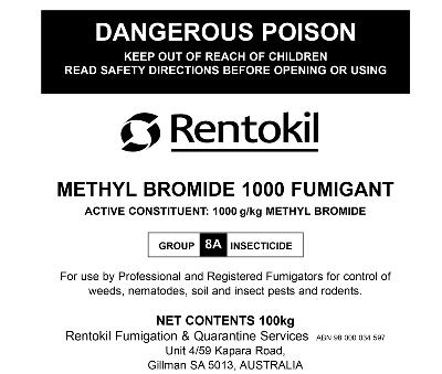 methylbromide